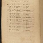 1780 Revolutionary War 1ed Proces de Trois Rois George III England Goudar USA