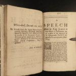 1679 Gunpowder Treason James I England Digby Letters Thomas Barlow Fawkes RARE