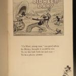 1931 1ed Mickey Mouse MOVIE Stories Walt DISNEY Cartoons Illustrated Minnie