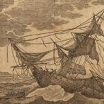 1816 1ed Naval Monument Illustrated NAVY Ships War of 1812 Abel Bowen America