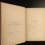 1868 1st ed Life of Benjamin Franklin Autobiography Essays Bigelow Americana